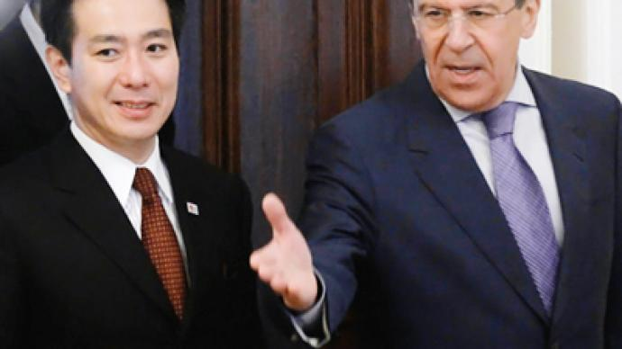 Tokyo's radical approach makes peace talks a blind-alley – Lavrov