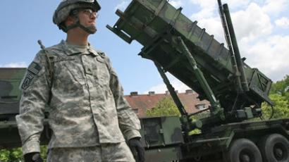 "US interceptor missiles in Romania ""may pose risks"" to Russia"