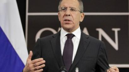 Good intentions temporary, military potential permanent – Lavrov