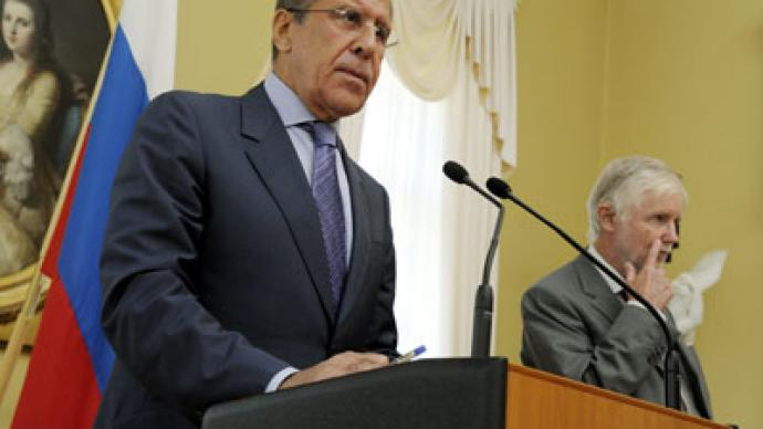 Lavrov warns against 'hysteria' over Pussy Riot trial