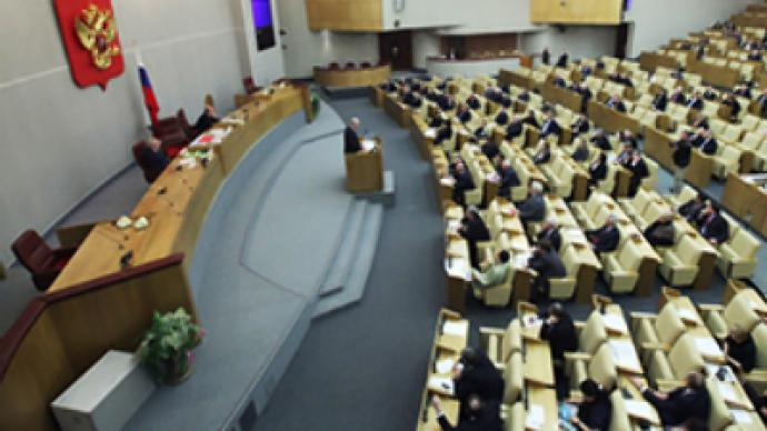 Russian President opens doors to State Duma for all parties