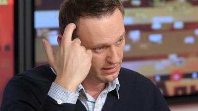 Opposition blogger Navalny to run for Moscow mayor