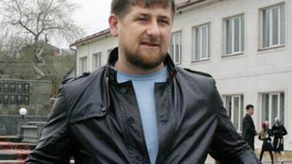 Kadyrov sworn in as leader of Chechen Republic