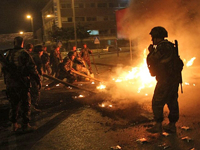Middle East protests follow color revolution scenario – expert