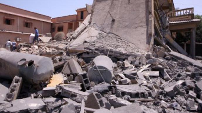 NATO's rhetoric on Libya 'most cynical propaganda' – Rogozin