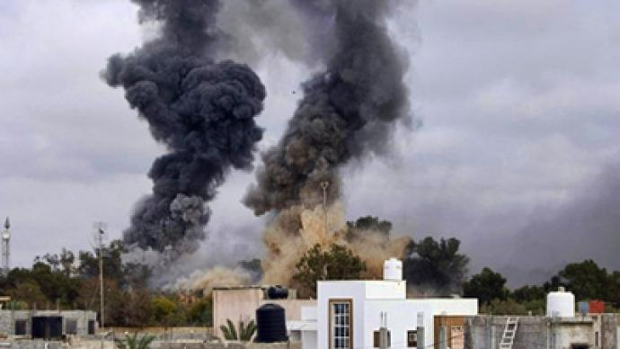 Coalition should not supply arms to Libyan rebels – Lavrov