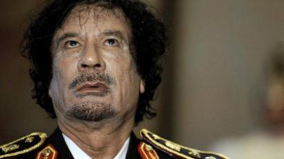 Model fired for Gaddafi sympathies