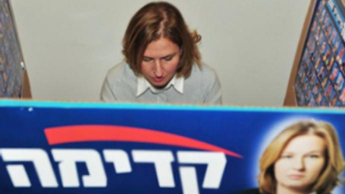 Livni wins striking victory, but not the premiership