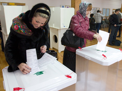 Local elections in Russia under more scrutiny