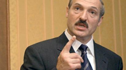 Belarus highly recommends caution