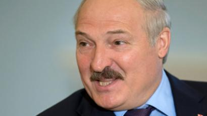 'I have no resources to be a dictator' – President Lukashenko to RT
