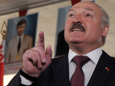 'I'm far from a Stalin' – Lukashenko