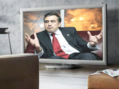 Georgia invaded, Saakashvili dead? False TV report causes panic