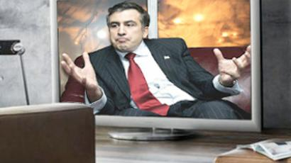 ROAR: Saakashvili ready for monologue about Russia