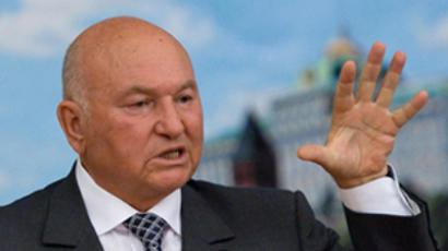 President Medvedev sacks Moscow Mayor Luzhkov