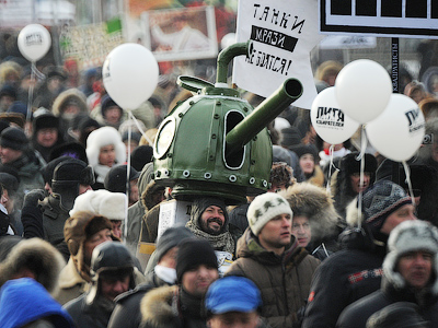 McFaul and the Moscow opposition rallies
