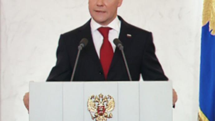 Presidential Address to the Federal Assembly of the Russian Federation