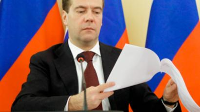 Medvedev warns against abuse of law in international relations
