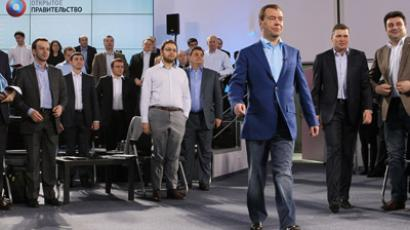 Medvedev tells HR council to look beyond media-spun cases