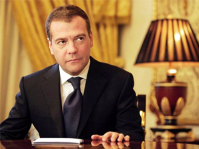 Medvedev outlines anti-terrorism strategy for North Caucasus