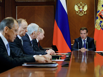 Medvedev approves new fund to protect rights of Russian compatriots