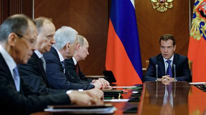 Convicted extremists cannot be civil servants – Medvedev