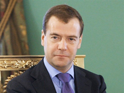 Medvedev submits new START for ratification