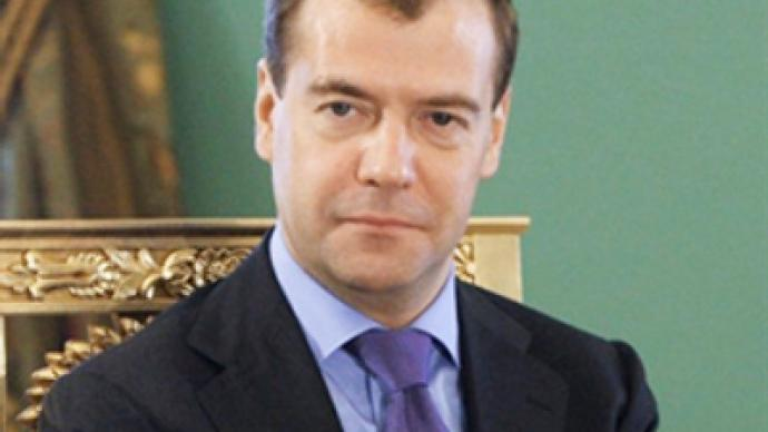 Skolkovo, shirkers and crisis: Medvedev meets Duma factions