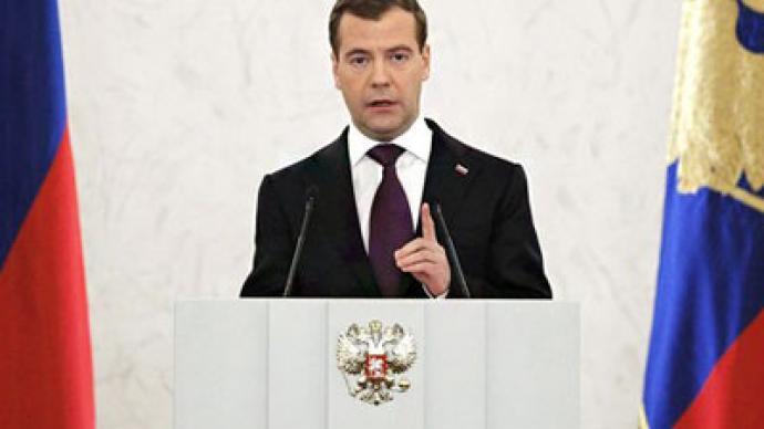 Kids, ecology, social justice – Medvedev's civic-minded address to nation