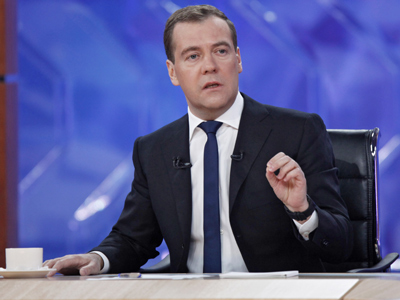 Medvedev demands more state transparency