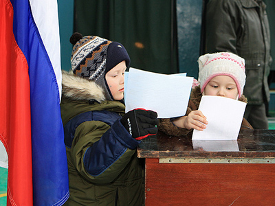 Medvedev introduces mixed electoral system in regions