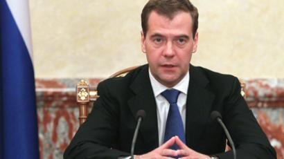Medvedev: 15-day detentions for protesters too much