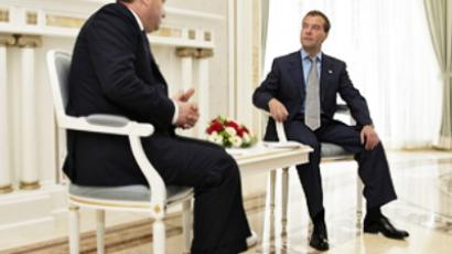 Medvedev might run for second term if plans work