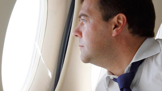 Medvedev visits Kuril Islands – 'important part of Russian land'