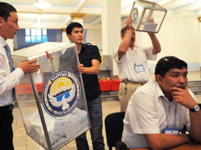 Day of silence for Kyrgyzstan as country prepares to cast ballots