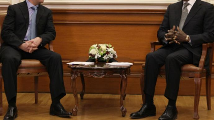 Medvedev: Annan's mission is last chance for Syria