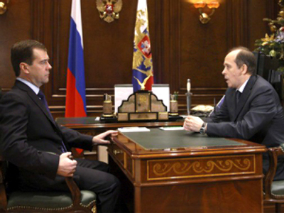 Medvedev reiterates stance on North Caucasus militants
