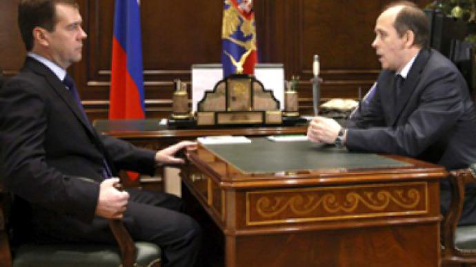 Medvedev reiterates stance on North Caucasus militants