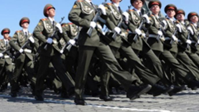 Medvedev puts Russian military on fast track
