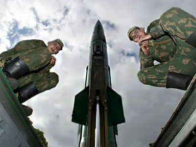 Americans discover Russian ghost-missiles on European horizon