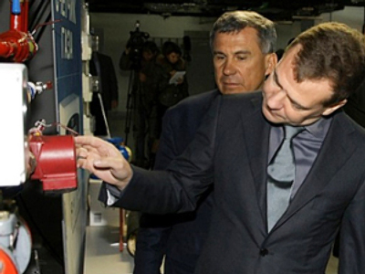 People should understand advantage of energy efficiency – Medvedev