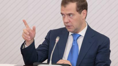 Decentralization of power key to economic growth – Medvedev
