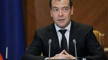 Medvedev: Russia-US 'reset' done, time to develop relations