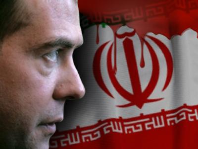 Medvedev pledges Russian help in wake of Iran's terror strike
