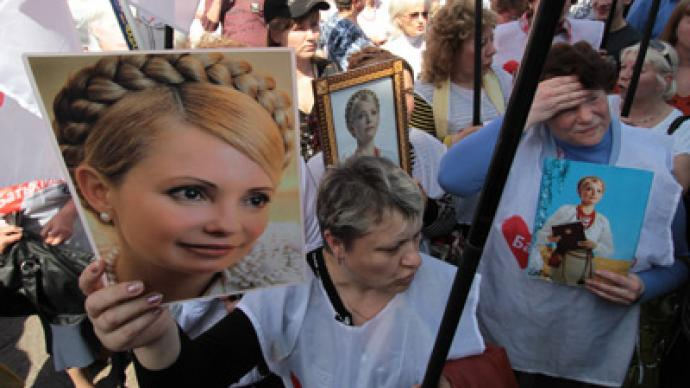 Medvedev: Tymoshenko case politically-motivated