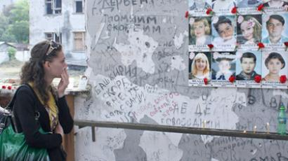 'I don't feel guilty': Single surviving Beslan terrorist unrepentant 10 years after tragedy