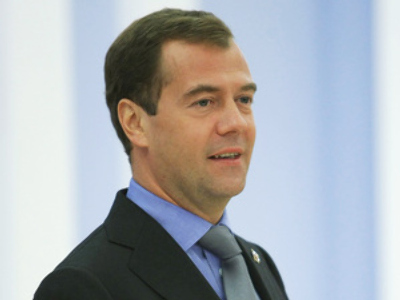 Medvedev says no to false history