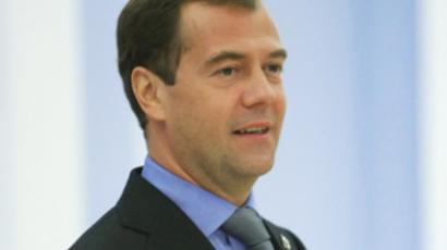 Medvedev advocates tough corruption measures for North Caucasus