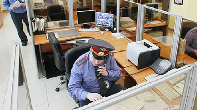 Medvedev sacks top police chiefs