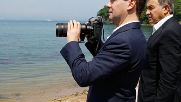 Medvedev says APEC forum in Vladivostok will transform Far Eastern city